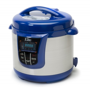 Elite 8-Function electric pressure cooker: