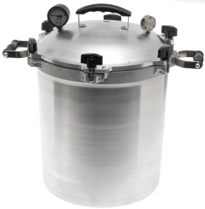 All-American 30-Quart Pressure Cooker-Canner