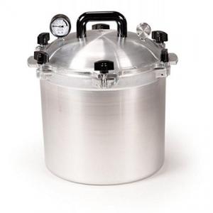 All American 921 21-1-2-Quart Pressure Cooker-Canner