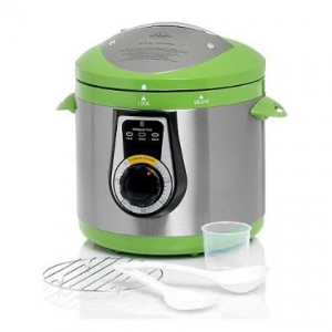 Wolfgang Puck Bistro Elite 7qt Electric Pressure Cooker