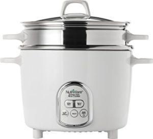 Aroma Housewares NutriWare Digital Rice Cooker/Food Steamer best electric pressure cooker