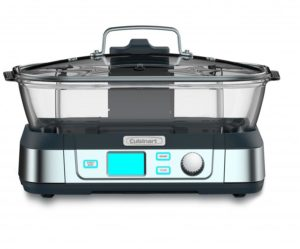 Cuisinart STM-1000 CookFresh Stainless Steel, Digital Glass Steamer best electric pressure cookers