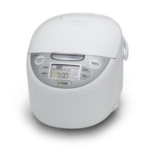 Tiger JAX-R10U-WY 5.5-Cup Micom Steamer, Rice Cooker & Warmer