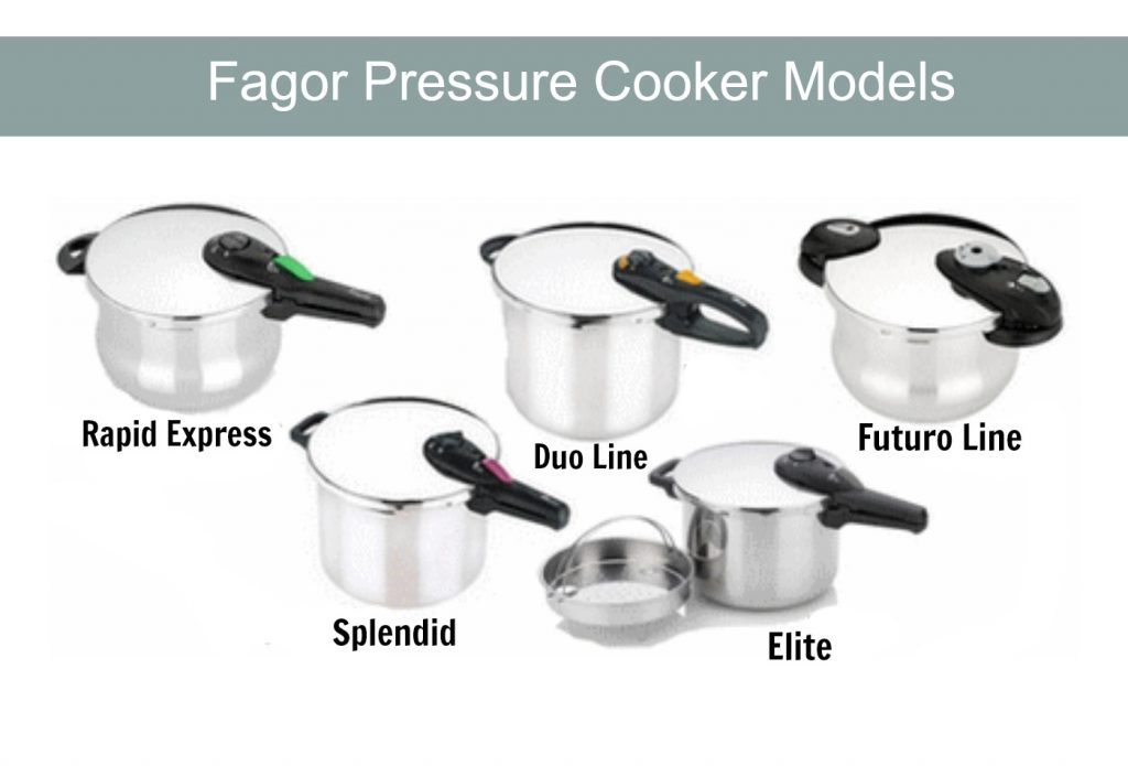 Fagor Pressure Cooker Models