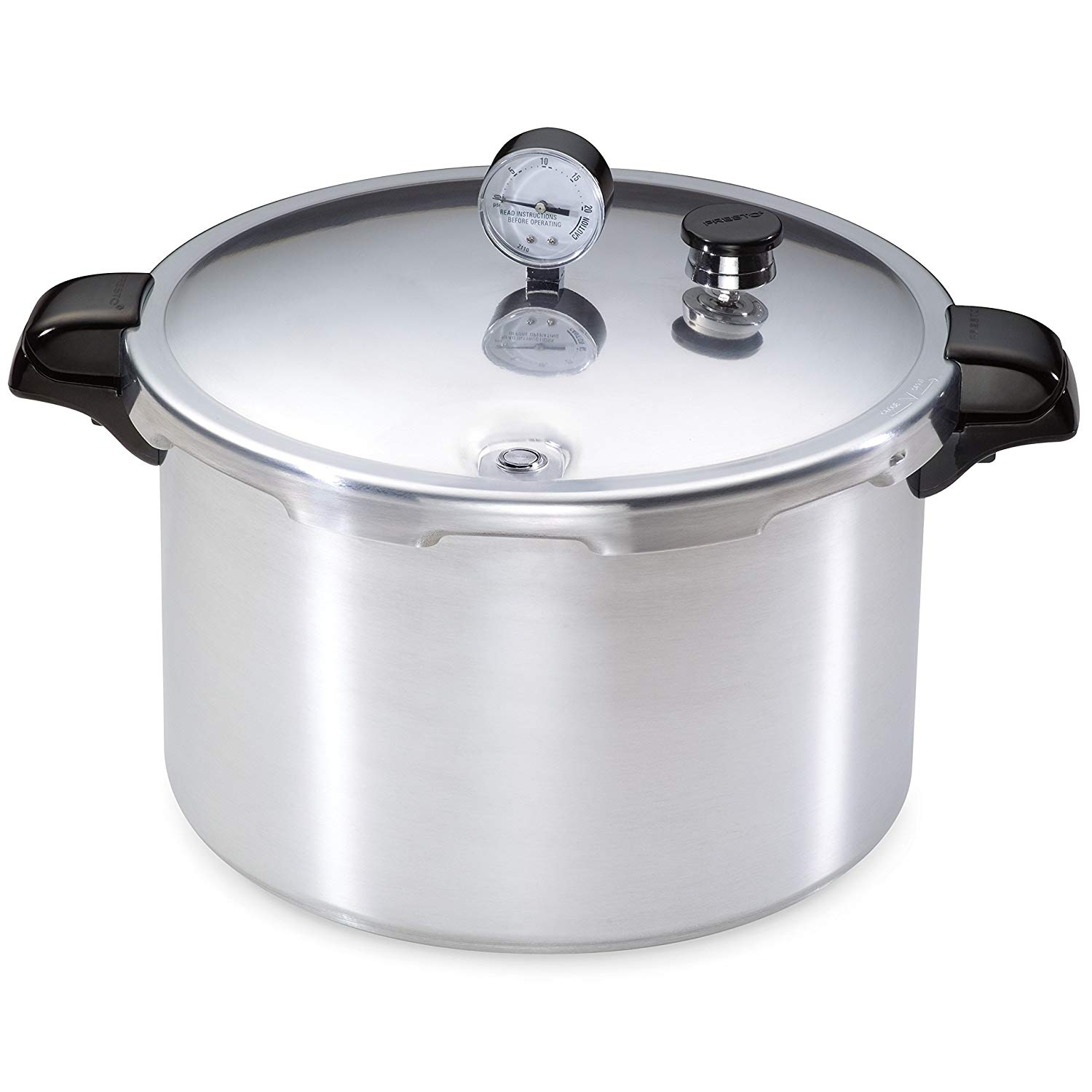 Presto 1755 16 Quart Aluminum Pressure Canner Review