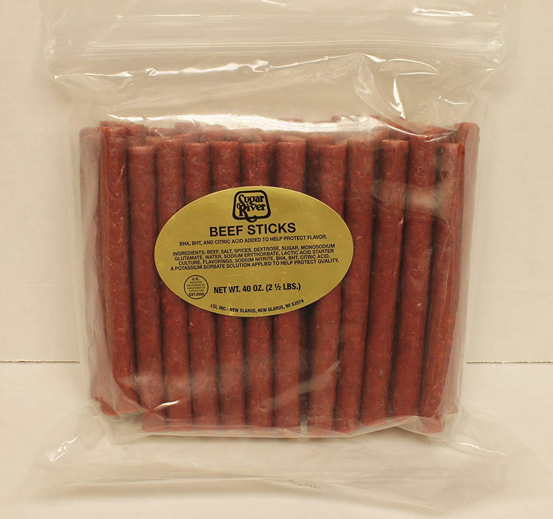Sugar River beef sticks